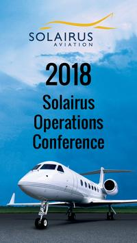 Solairus Operations Conference poster
