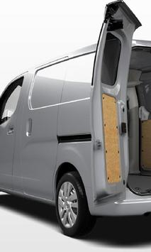 Wallpapers Nissan NV200 Trucks apk screenshot