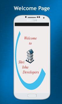 Shri Isha Developers poster
