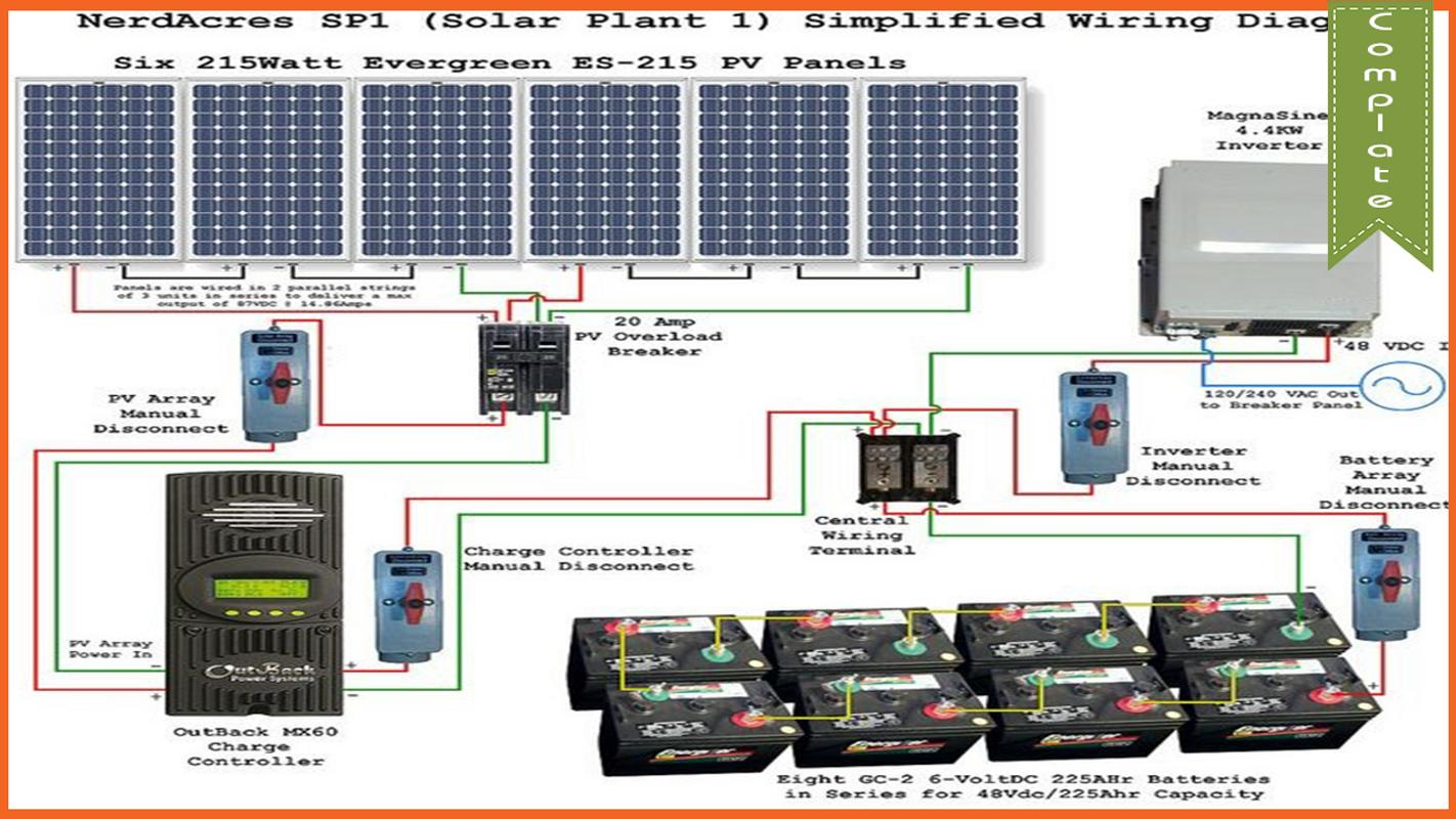 Solar Wiring Diagram For Android Apk Download Series Pv Panels Screenshot 4