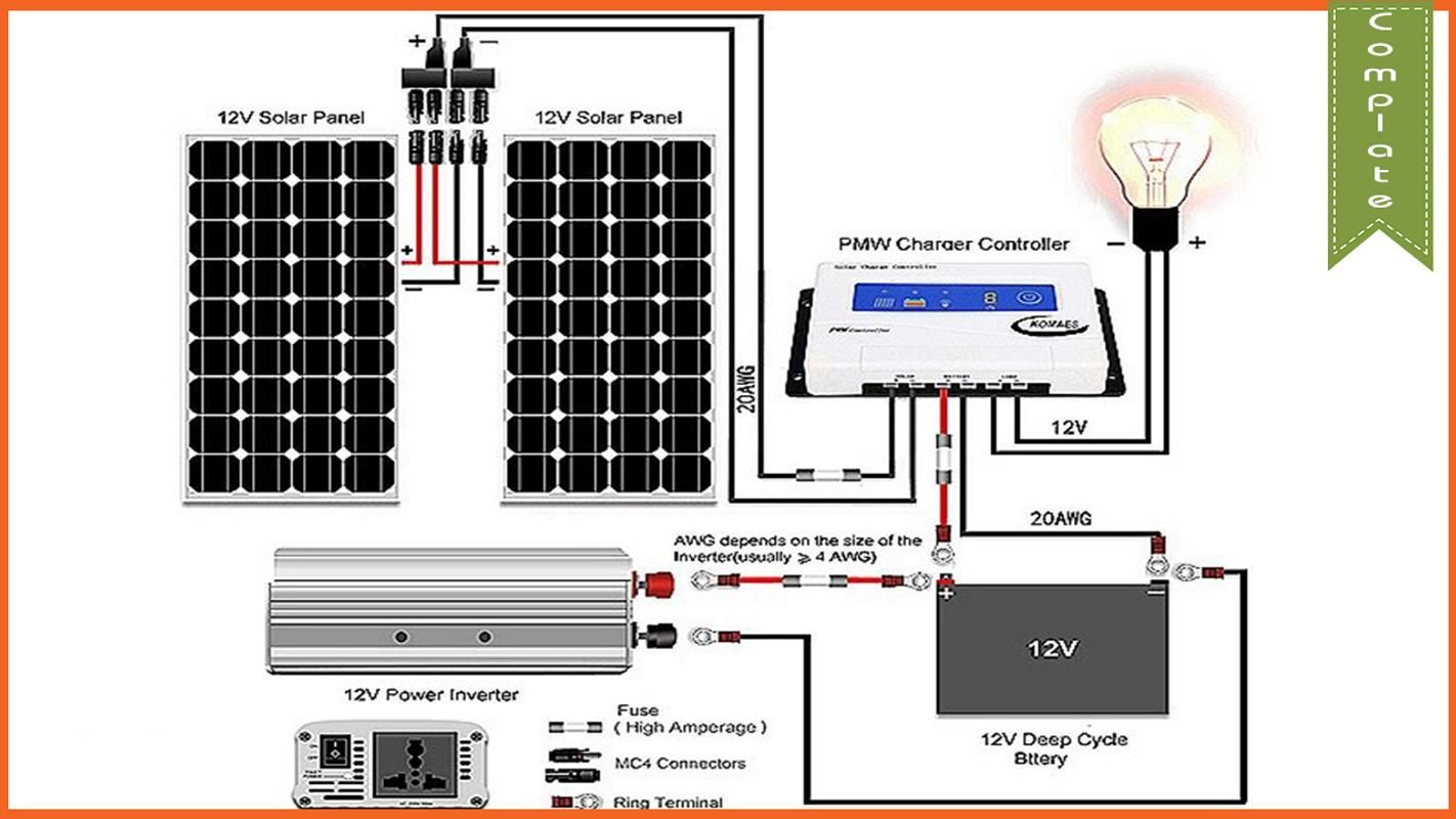 Solar Wiring Diagram for Android - APK Download