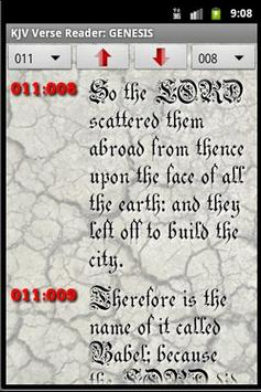 Mini Bible v. 1.5 apk screenshot