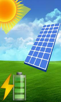 Solar Charger/Solar Battery Charger Prank poster
