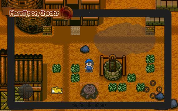 Cheats for Harvest Moon DS screenshot 1