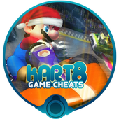 Cheats for Super Mario Kart 8 icon