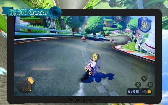 Cheats for Super Mario Kart 8 apk screenshot