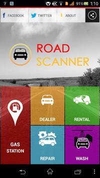 Road Scanner apk screenshot