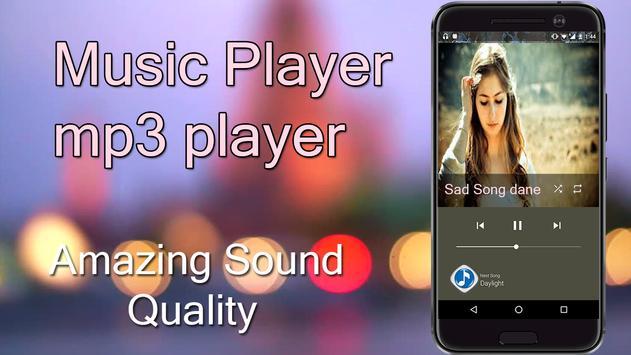 Music Player mp3 – Audio Player 2017 screenshot 2