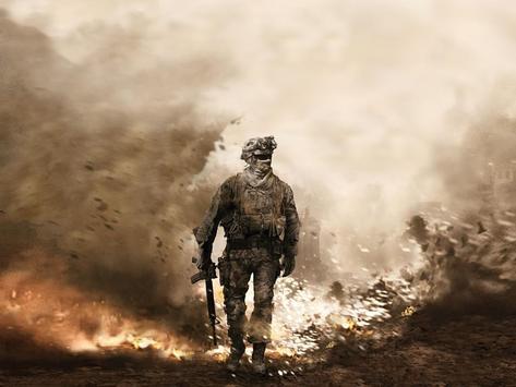 Soldier Wallpaper screenshot 3