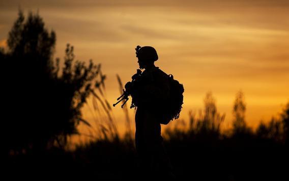 Soldier Wallpaper screenshot 1