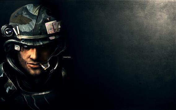 Soldier Wallpaper screenshot 2