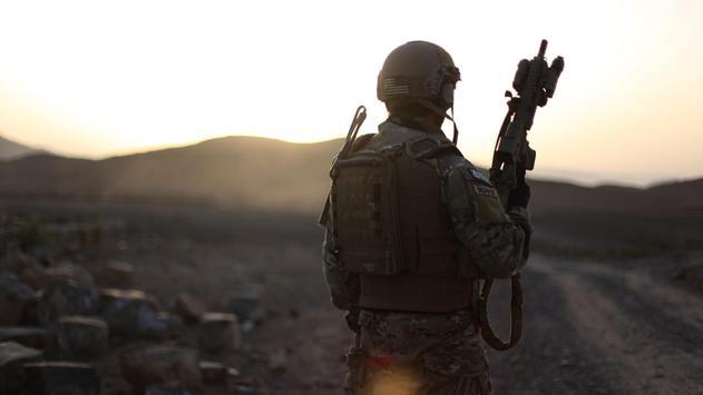 Soldier Wallpaper screenshot 4