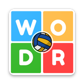 Word Search - Volleyball Game icon