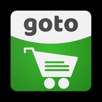 Goto Online Shopping poster