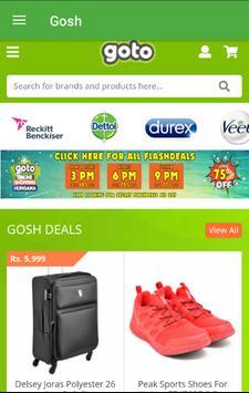 Goto Online Shopping screenshot 2