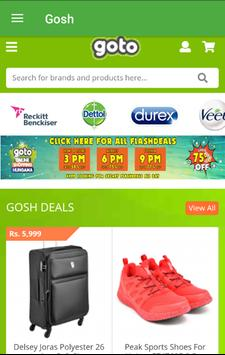 Goto Online Shopping screenshot 7