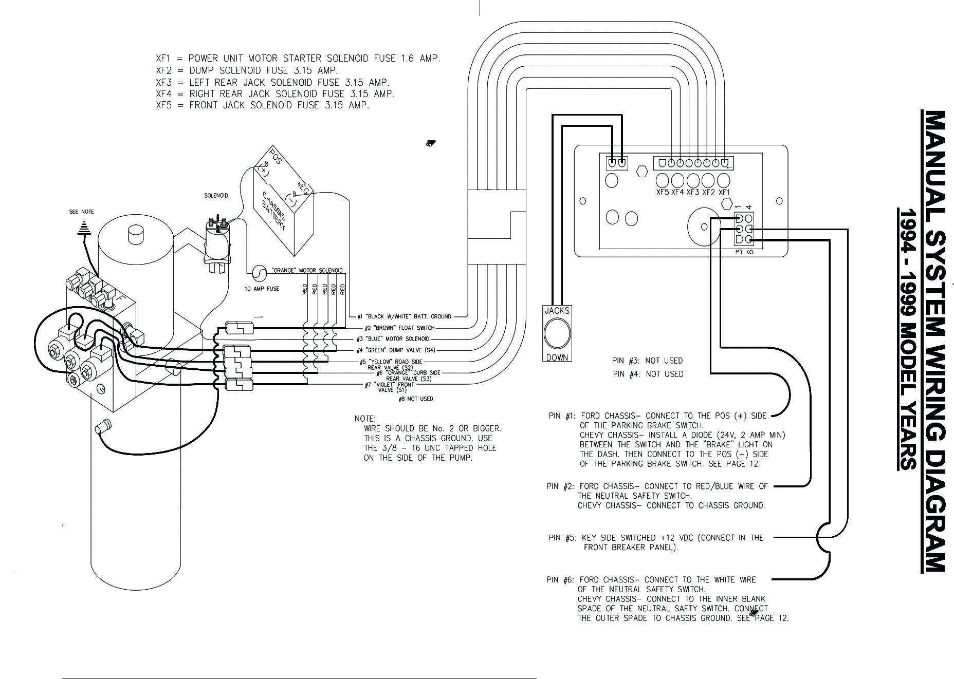 solenoid valve wiring connection ���������� ������������ 5