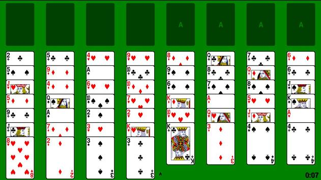 Classic Solitaire 2018 Free screenshot 5