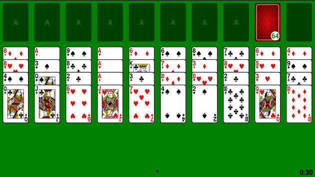 Classic Solitaire 2018 Free screenshot 6