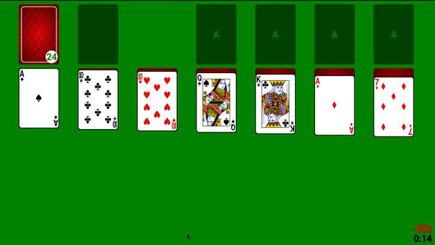 Classic Solitaire 2018 Free screenshot 7
