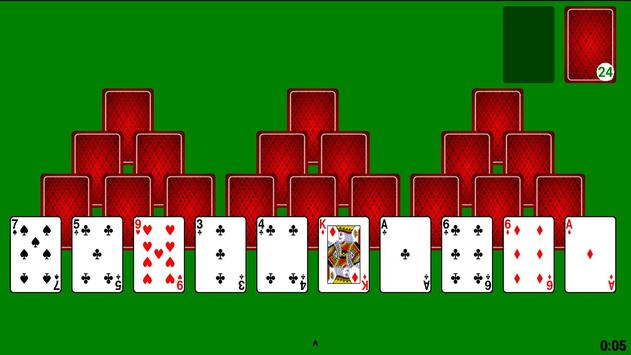 Classic Solitaire 2018 Free screenshot 1