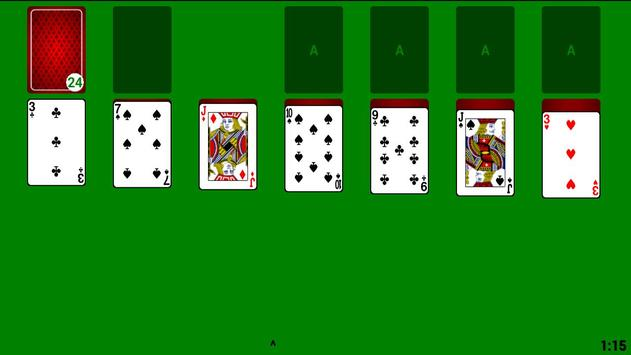 Classic Solitaire 2018 Free screenshot 3