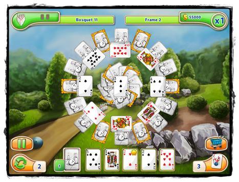 FreeCell apk screenshot