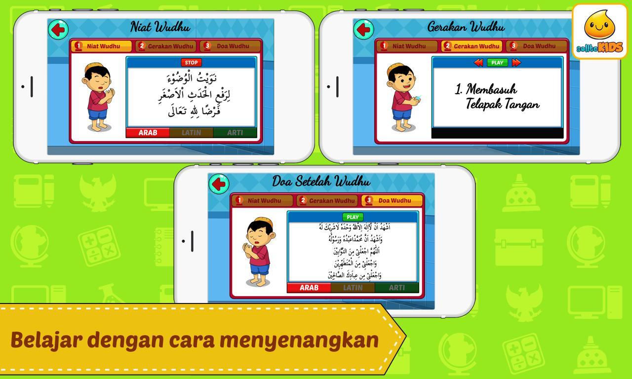 Belajar Wudhu For Android APK Download