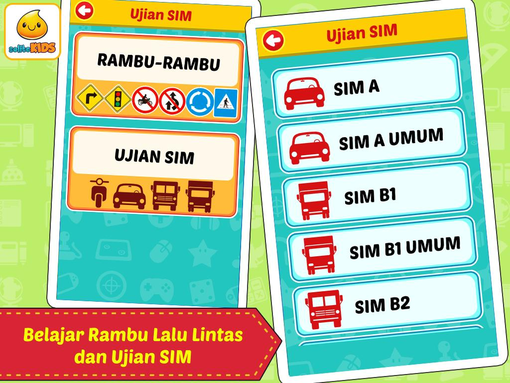 Ujian SIM 2019 For Android APK Download