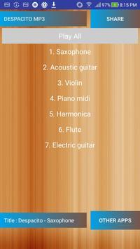despacito piano midi free download