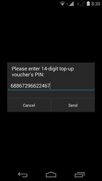 Malaysia Mobile Prepaid Ekran Görüntüsü 1