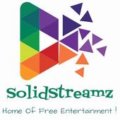 Solid Streamz icon
