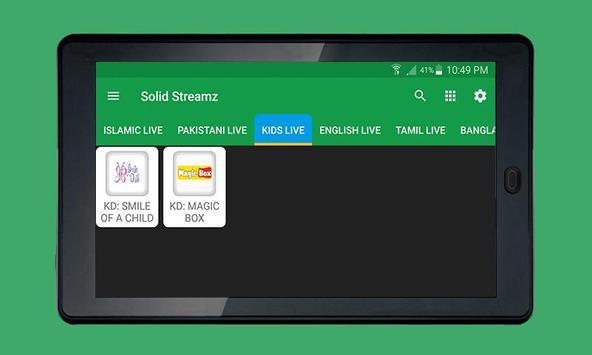 Solid Streamz screenshot 7