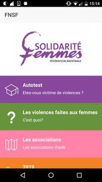 3919 VIOLENCES FEMMES INFO screenshot 1