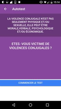 3919 VIOLENCES FEMMES INFO screenshot 2