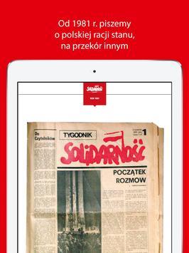 Tygodnik Solidarność screenshot 6