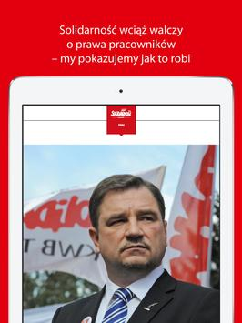 Tygodnik Solidarność screenshot 9