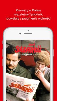 Tygodnik Solidarność poster