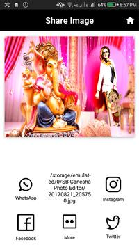 Ganesha Photo Editor Frame screenshot 6