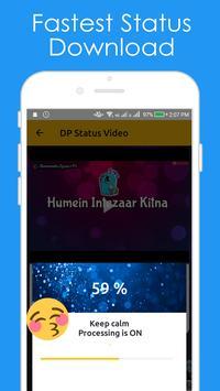 DP Status Video screenshot 4
