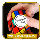 Tutorial For Rubik's Cube icon
