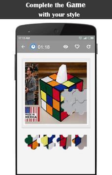 Tutorial For Rubik's Cube apk screenshot
