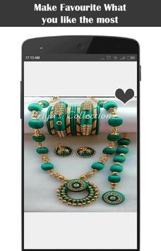 Silk Thread Jewellery screenshot 1