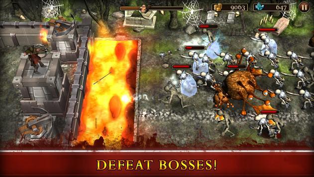 Three Defenders 2 - Ranger apk screenshot