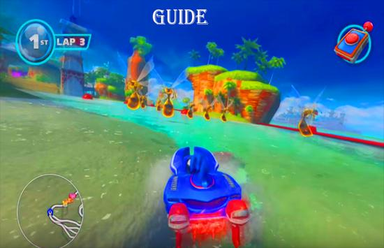 Tips For SONIC & ALL-STARS RACING TRANSFORMED screenshot 1
