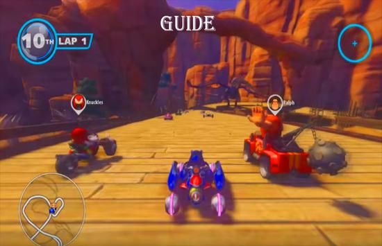 Tips For SONIC & ALL-STARS RACING TRANSFORMED screenshot 2