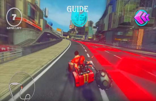 Tips For SONIC & ALL-STARS RACING TRANSFORMED screenshot 3