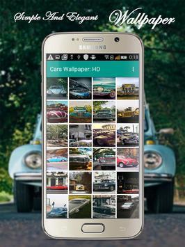 Cars Wallpaper: HD screenshot 1
