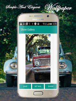 Cars Wallpaper: HD screenshot 2