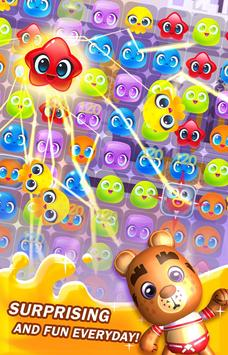 Sweet Shop Tower Match 3 Jello apk screenshot